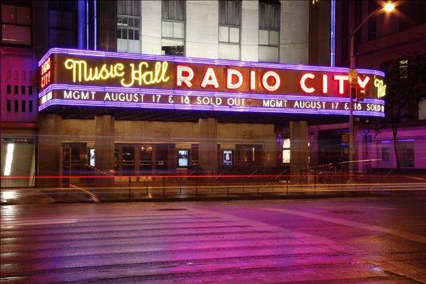 Radio City Music Hall, Midtown West, Manhattan