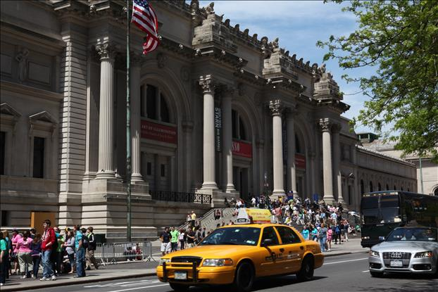 Metropolitan Museum of Art, Upper East Side, Manhattan